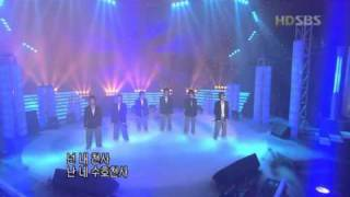 Shinhwa - Shooting Star+Angel+Brand New [Perf.]