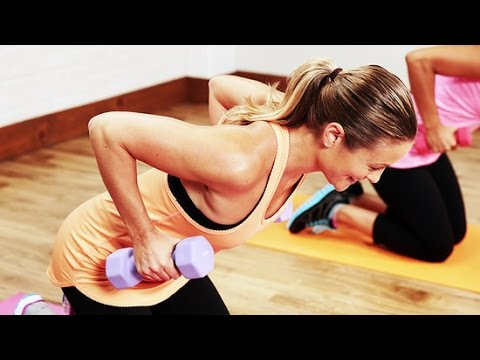 Tighten and Tone Your Arms With This Quick Workout