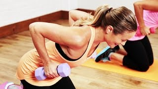 Get the Tightest Arms in Town With This 10-Minute Workout | Class FitSugar