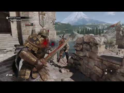 THIS GAME IS A CLUSTER F*CK!!! : For Honor Marching Fire |