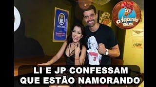 Baixar Li Martins e JP Mantovani confessam que estão namorando