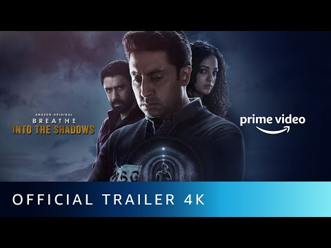 Breathe - Into The Shadows | Official Trailer | Abhishek Bachchan, Amit Sadh, Nithya Menen | July 10
