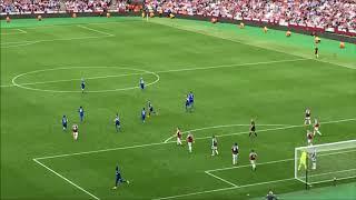 West Ham United Everton 3-1 Oumar Niasse GOAL