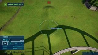 Jurrasic World evolution: Lets make a Park