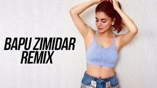 Bapu Zimidar (Remix) | DJ Syrah x DJ Ayush J | Jassi Gill | Punjabi Song