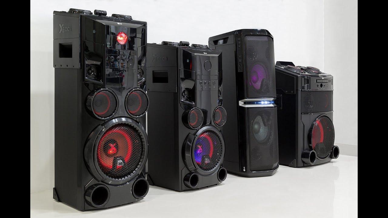 LG XBOOM FH6 обзор - YouTube af76cdec4b6