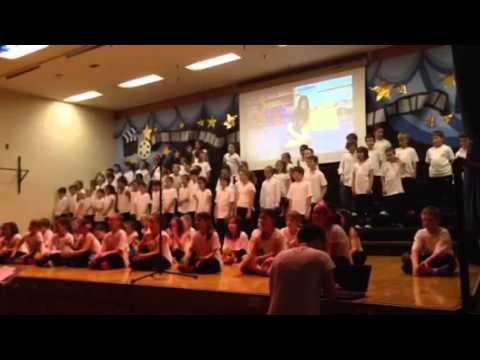 Whitemarsh Elementary School 3rd grade 2014