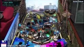 Pinball FX3 | Archer Pinball Table | Gameplay W/ 1 Million+ High Score