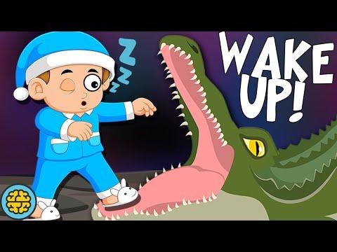 Why You Should Never Wake Up A Sleepwalker