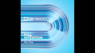Full Intention - No One