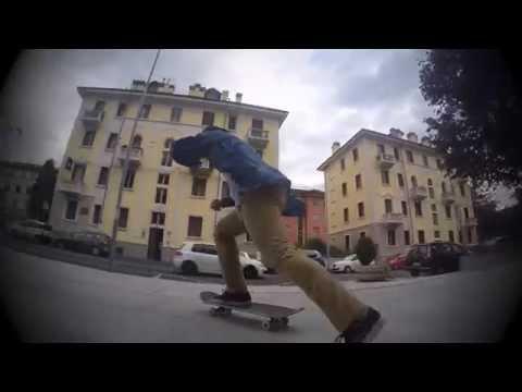 Gianluca Gemelli skate