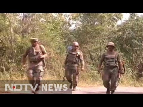 Army can't use 'excessive force' in...