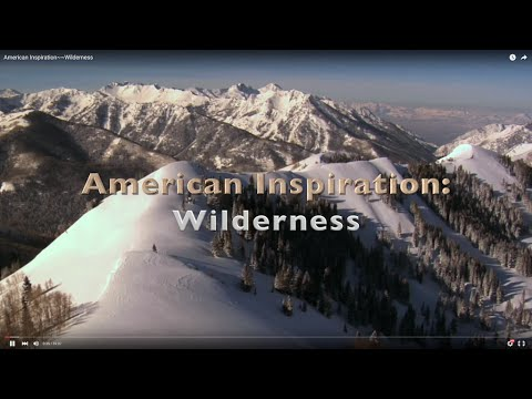 American Inspiration~~Wilderness