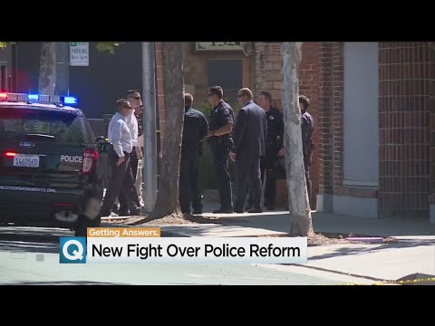 Civil Rights Groups Decry Changes To Police Shooting Review Bill