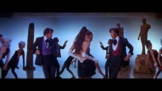 "Sweet Charity - The ""Aloof"" scene"