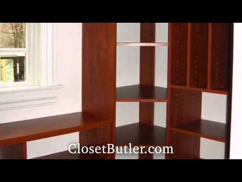 Closet Butler   Sophisticated Storage Solutions