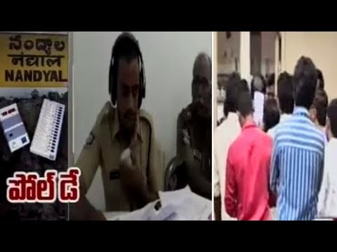 Live Webcasting for Nandyal By-Polls Today | TV5 News
