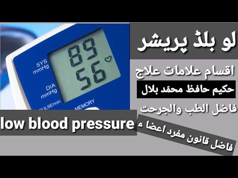 Low blood pressure treatment urdu/hindi
