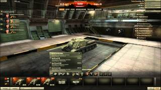 World of Tanks 7.5 Preview - Matchmaking and Rebalancing