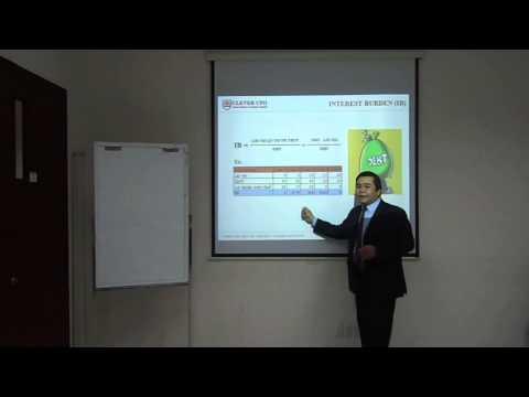 Phân tích báo cáo tài chính - Gánh nặng lãi vay