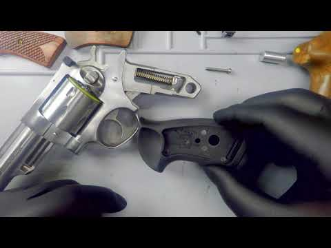Ruger Match Champion 10mm & Altamont Grips - YouTube