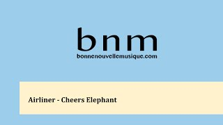 Airliner - Cheers Elephant