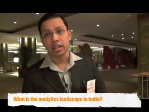Snapdeal Exec on Analytics in India