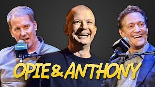Opie & Anthony - Canadian Comedian Sued By Lesbian Heckler