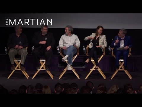 The Martian   Living on Mars and Beyond   20th Century FOX