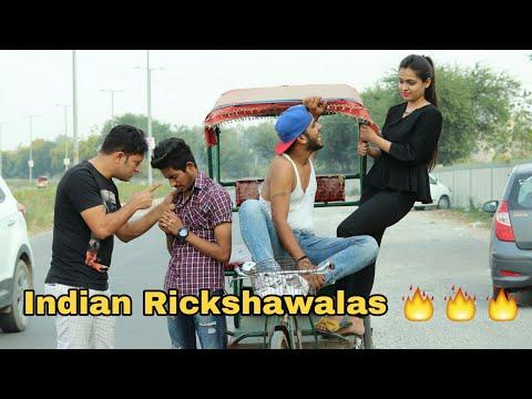 Types Of Indian Rickshaw Walas || Pardeep Khera || Yogesh Kathuria
