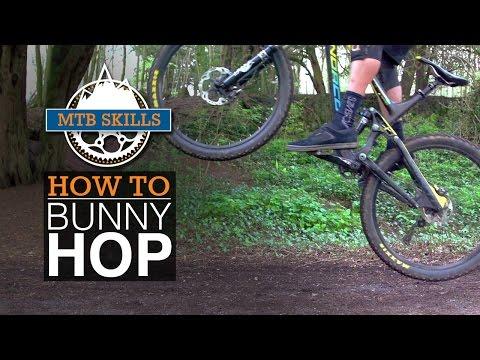 How To Bunny Hop - MTB Skills