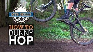 как сделать банни хоп на горном велосипеде