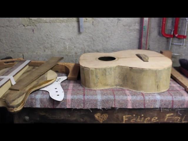 Negócios em Foco T03E02: Luthier