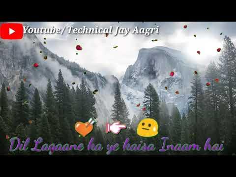 Kya yahi pyaar karne ka Anjaam haii   WhatsApp status video   Technical Jay Aagri  