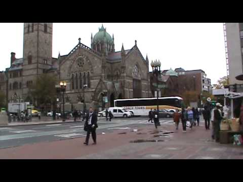 boston #1 - copley square