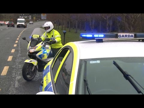 2015 An Garda Síochána & PSNI Road Safety Feature