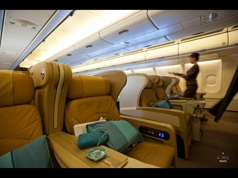 SINGAPORE AIRLINES | SYDNEY-SINGAPORE | A330 | BUSINESS CLASS