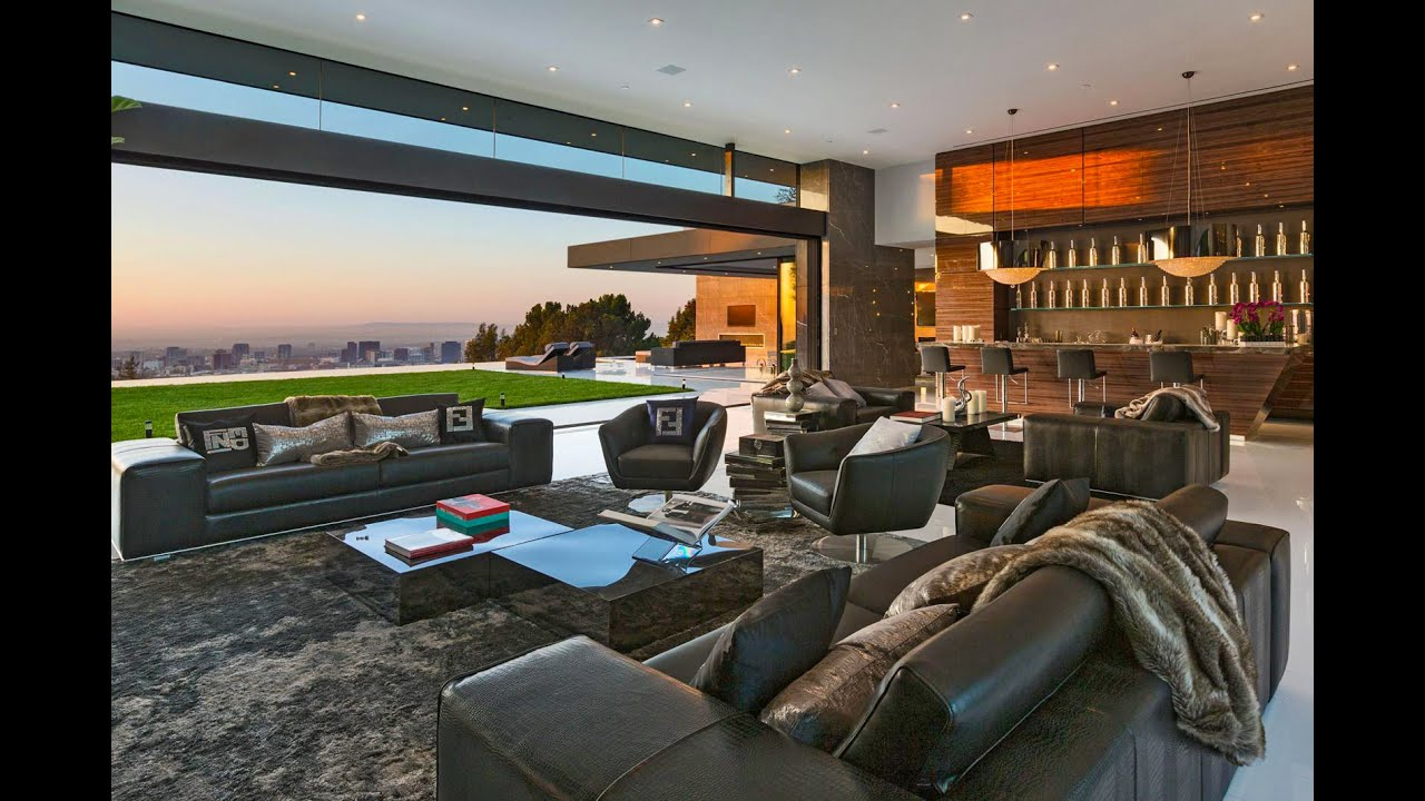 Bel Air Luxury Estate Los Angeles Real Estate 864 Stradella