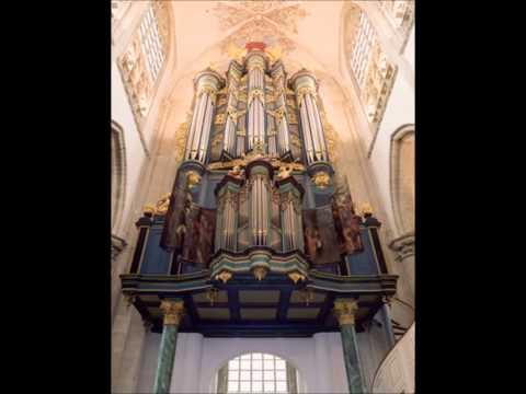 Han van Koert   Toccata voor orgel