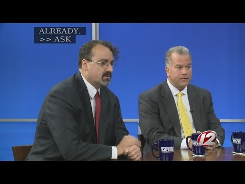 Newsmakers RI House District 15 Debate: Nicholas Mattiello, Steven Frias