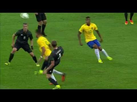 Men's final Brazil vs Germany |Football |Rio 2016 |SABC