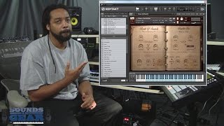 BigWerks Book Of Sounds Urban Kontakt Library Review - SoundsAndGear.com