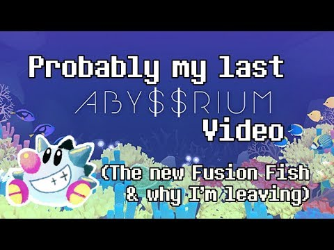 Tap Tap Fish AbyssRium March Fusion Fish (Why This May Be My Last Abyss Video)