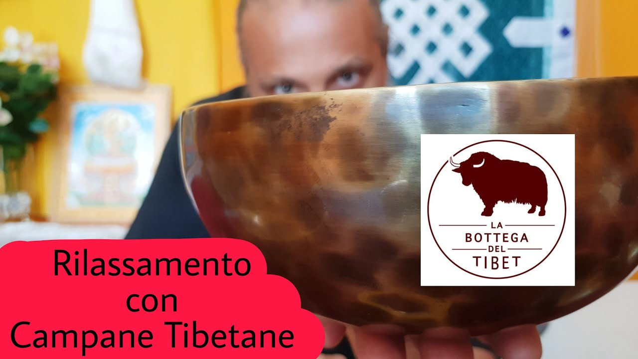 Campane tibetane YouTube