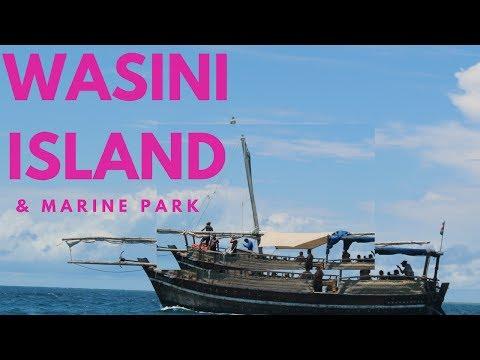 Wasini Island & Marine Park, Holiday Vlog, Kenya Part 3