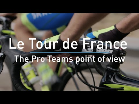 Dreams, tactics and revelations of pro riders in the Tour de France