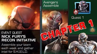 MARVEL CONTEST OF CHAMPIONS: Nick Fury