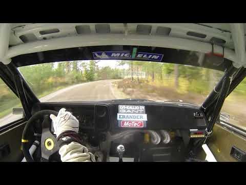 Rally Team Paimio Rantaralli 2018 Ek3 Samuli Nevä & Juha Kivimäki