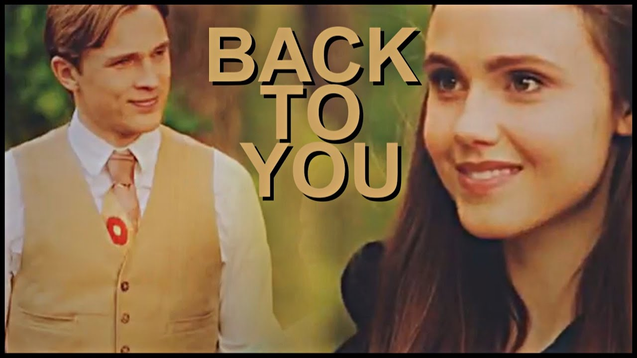 Cam and Elizabeth || back to you