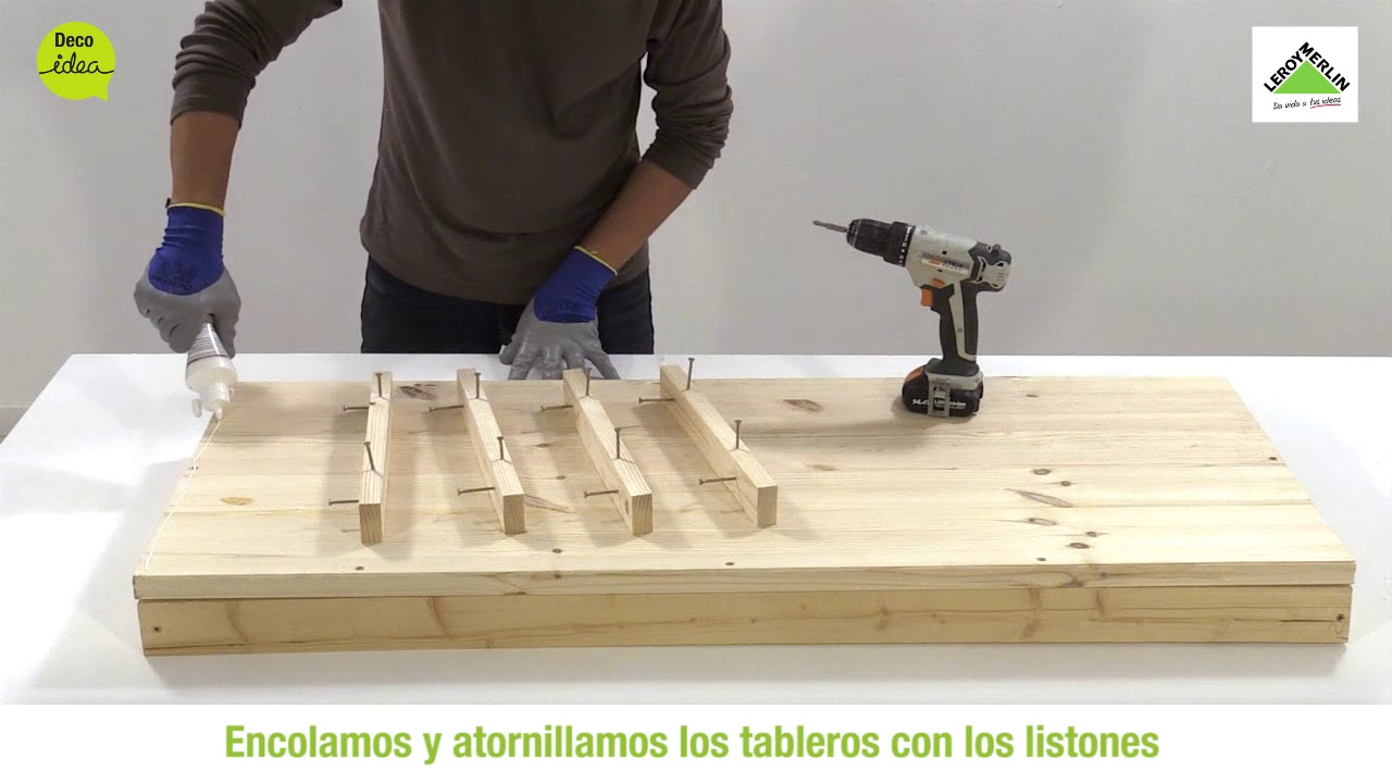 Crea Un Armario Con Tableros Leroy Merlin Youtube